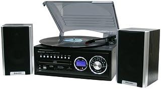 ROADSTAR HIF-8888 Wooden Micro SYS with Mini TT-MP