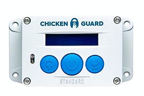 ChickenGuard ® Standard Portier Automatique Pour...