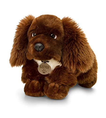 Toyland Keel Toys 50cm knuffelhond pluche - grote knuffels exclusief voor (Gizmo The Cocker Spaniel)