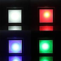 アートガラスホーム3Dクリスタルスタチュークリスタル用ライトスタンド、ライトベース、ランプホルダー