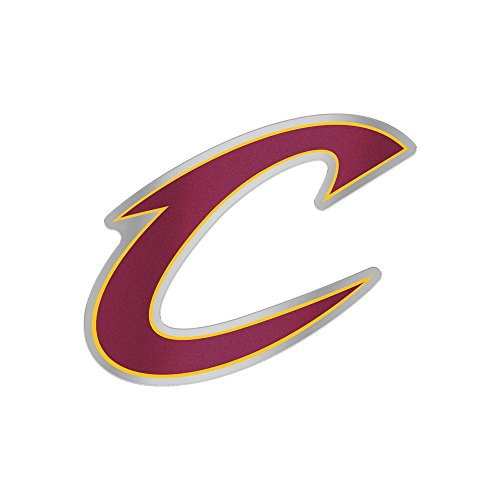 WinCraft NBA CLEVELAND CAVALIERS Team Auto Badge Decal