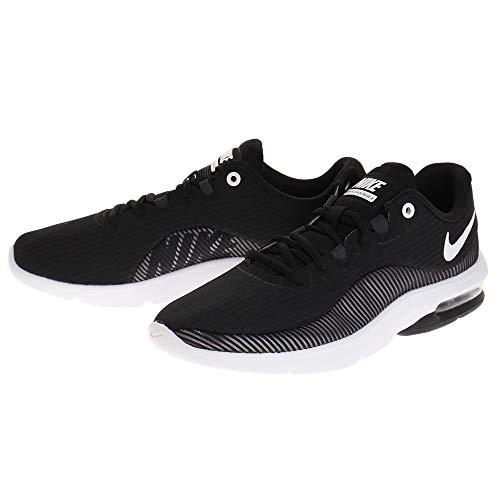 Nike Air Max Advantage 2 - Zapatillas de running para hombre, negro (NEGRO/BLANCO (WHITE-ANTHRACITE)), 9 D(M) US
