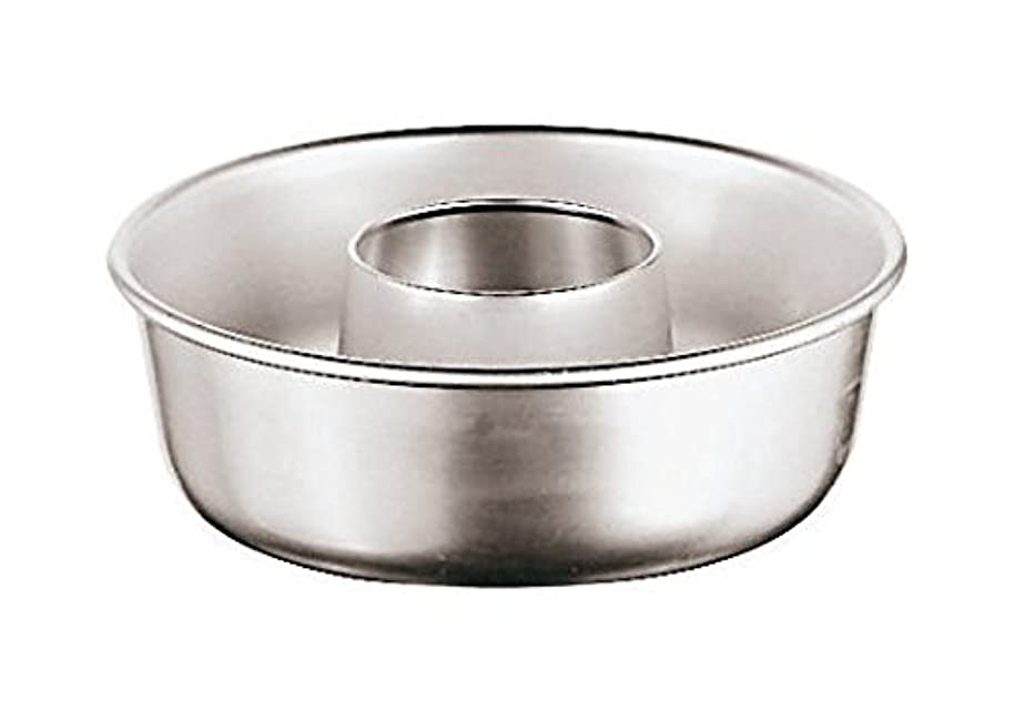 Paderno World Cuisine 47060-16 Aluminum Savarin Mold, Gray