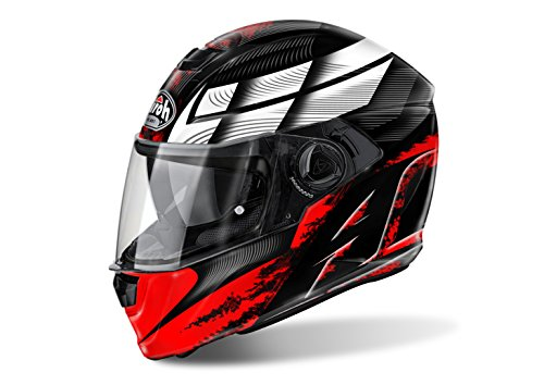 Airoh Casco Storm Starter Red Gloss Xl