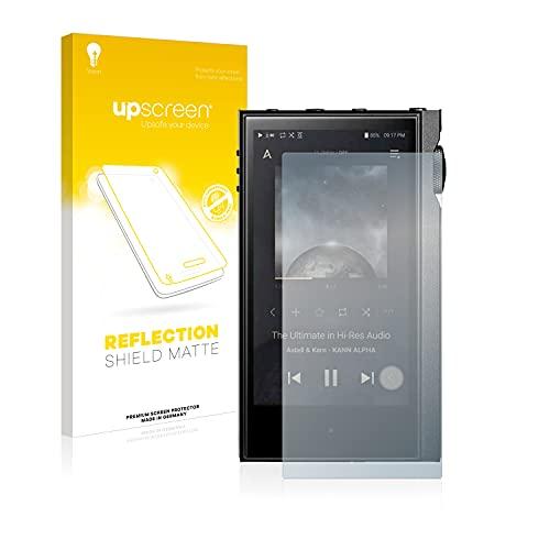 upscreen Protector Pantalla Mate Compatible con Astell&Kern Kann Alpha Película – Antireflejos, Anti-Huellas