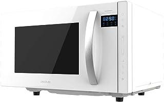 Cecotec GrandHeat 2300 Flatbed Touch Micro-ondes sans soucoupe Capacité 23 l Puissance 800 W 8 fonctions préconfigurées Mi...