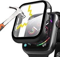 Per Apple Watch 44mm Series 6/Series SE/Series 5/Series 4 Custodia + Pellicola Protettiva, Waflyer Case PC Protettiva in...