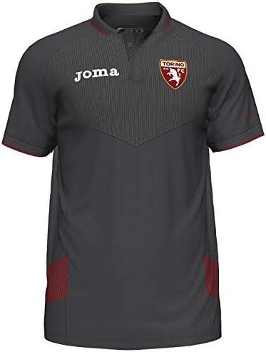 Polo M/C Torino 2019/2020 Gris Licencia Oficial Camiseta Hombre