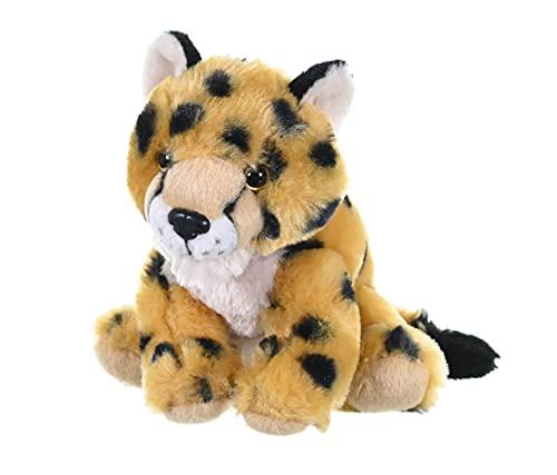 Wild Republic - CK Mini guepardo bebé de peluche, 20 cm (10833)