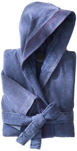 Essix - Peignoir Candide Coton Indigot Taille S