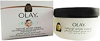 Olay Natural White Cream with Mulberry Leaf Extract, 50 ml