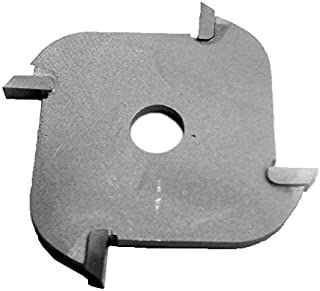 6 Wing.187 Kerf Southeast Tool SJM187-6 Drawer Slot Cutter 1-1//4 Diameter X 3//8-24 Thread for Jemco Machine