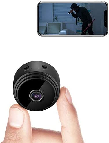 Mini Camera WiFi Wireless Full HD 1080P Video Camera Supports Night Vision and Motion Detection product image