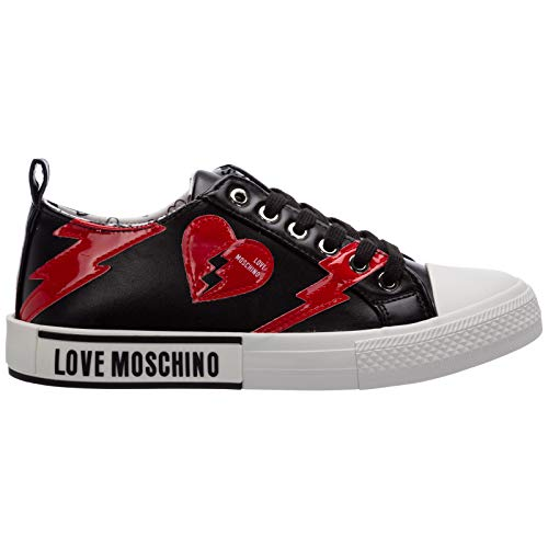 Love Moschino Femme Basket Nero 39 EU