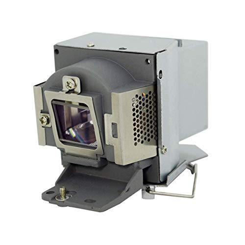 AuKing 5J.J7T05.001 - Lampadina per proiettore per BENQ MS500H MS502+ MS502P MS502 MS513P MS619ST MS630ST MW632ST MW817ST MW820ST MX503+ MX503P MX503 MX514P MX620ST MX631ST MX815ST+ MX815ST MX816ST
