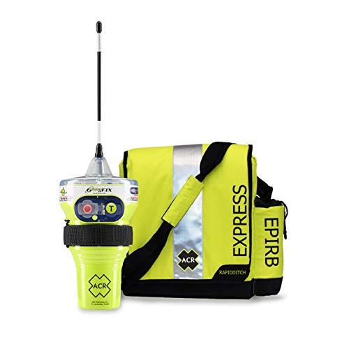 ACR GlobalFix V4 EPIRB & Ditch Bag Kit (2355)