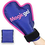 Hand Hot or Cold Pack in Glove Shape for Arthritis, Chemotherapy, Eczema and Carpal Tunnel...