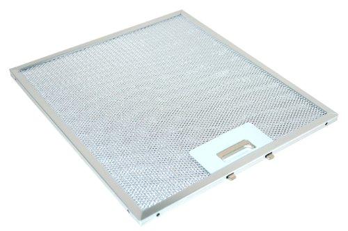 Bauknecht Dunstabzug Metalldunstabzug Filter. Original-Teilenummer 480122102168 C00314158