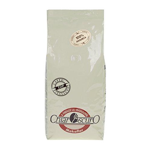 Mokaflor ChiaroScuro Hausmischung, Espresso-Bohnen , 1 kg