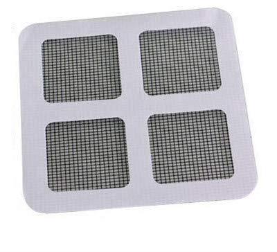 NO LOGO FMN-HOME, Fix Net Venster Thuis Zelfklevende Anti Muggen Vlieg Bug Insect Reparatie Scherm Muur patch Stickers Mesh Venster Venster Venster Venster Net Mesh