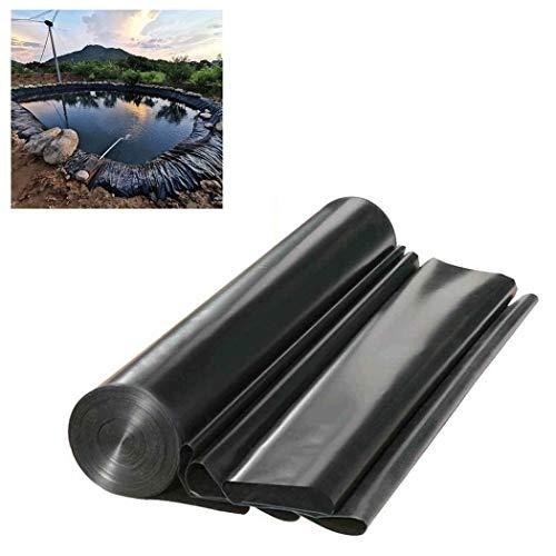 Pannello per rivestimento da giardino prefabbricato per laghetti per pesci pesanti, stagno a membrana migliorato, membrana migliorata per l'abbellimento, pannello per rivestimento per lagh(Size:5×8m)