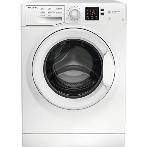 HOTPOINT NSWM743UW 7kg 1400rpm Freestanding Washing Machine - White