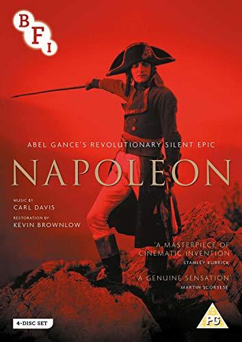 Napoleon (DVD) 4-Discs [Reino Unido]