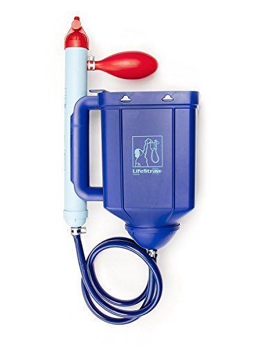 LifeStraw Family 1.0 Portable Gravity Powered Water Filter