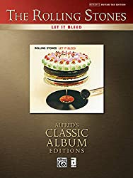 The rolling stones: let it bleed (tab) guitare