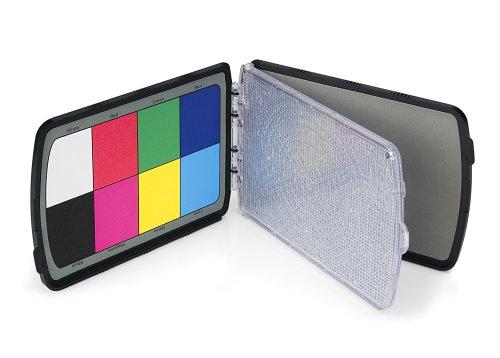 ProDisk Mini für Objektiv-Durchmesser bis 6 cm Weißabgleich-Filter/Graukarte/Farbkarte