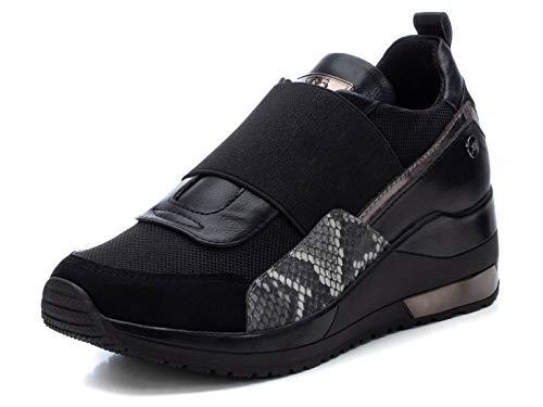 XTI - Zapatilla para Mujer - - Color Negro - Talla 39