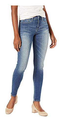 Signature by Levi Strauss & Co. Gold Label Women's Totally Shaping Skinny Jeans, cape town, 8 Short