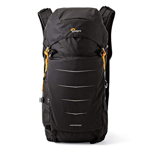 Lowepro Photo Sport 300 AW II - Mochila para cámara digital, color negro