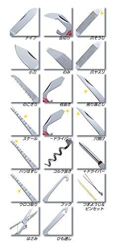 VERTEX20徳ツールナイフケース付