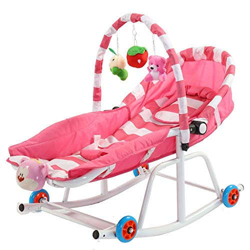 Read About BEYHOOH Baby Rocking, Soothing Chair, Baby Cradle Child Cradle Chair