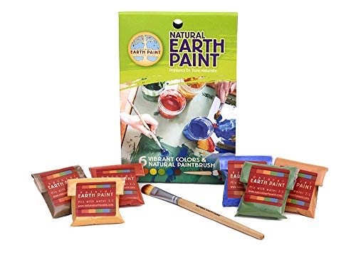 Petite Children's Earth Paint Kit