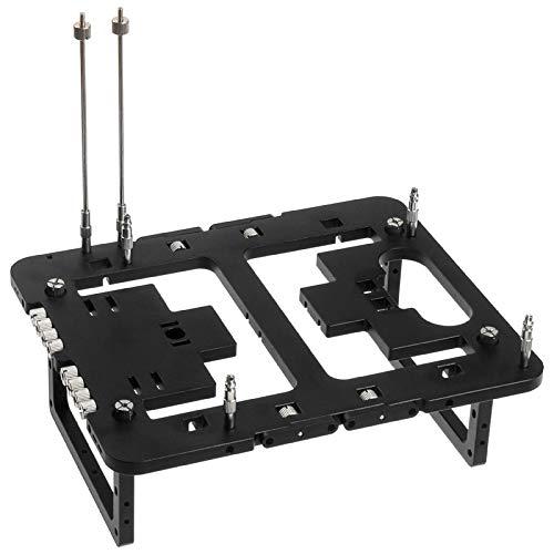 Streacom ST-BC1B-MINI Boitier BC1 Mini bänk bord - Svart