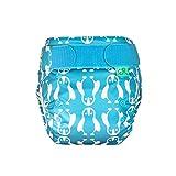 TOTSBOTS - Pannolino riutilizzabile EasyFit Star, taglia unica, adatto per bambini dai neonati ai vasini, facile da lavare e riutilizzare.