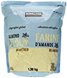 1,36kg./ 3 Pounds. Almond Flour, Blanched, Superfine Grind, California, 100% Pure, Kirkland Signature