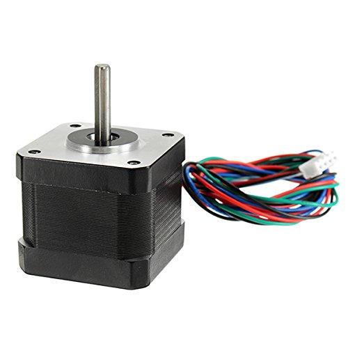 ILS - 42 mm Lineair Hybrid twee fasen 1,8 0,4 Nm stappenmotor voor 3D-printer