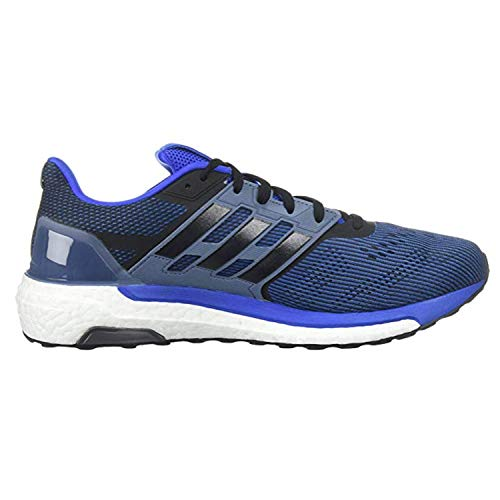 adidas Men's Supernova m Running Shoe, Vapour Blue/Blue Night/Core Blue, 12 Medium US