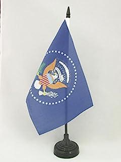 AZ FLAG Bandiera da Tavolo Wyoming 21x14cm Piccola BANDIERINA Stato Americano Stati Uniti 14 x 21 cm USA
