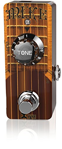 Xvive® Acoustic Guitar simulator Pedal-Mike EQ guitar effects