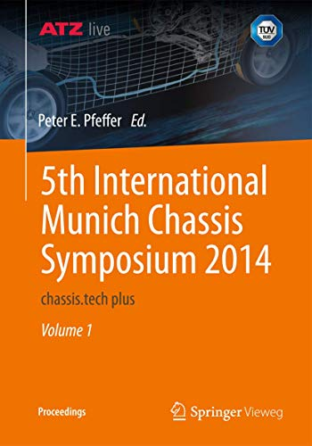 5th International Munich Chassis Symposium 2014: chassis.tech plus (Proceedings)