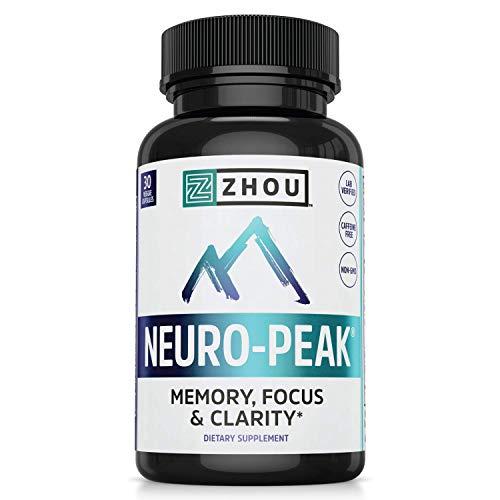 Zhou Neuro Peak Brain Support Suppl…