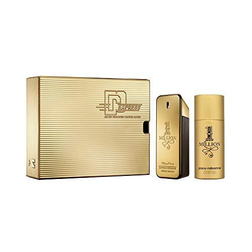 Paco Rabanne 1 Million Eau Toilette 100 ml + Desodorante Spray 150...