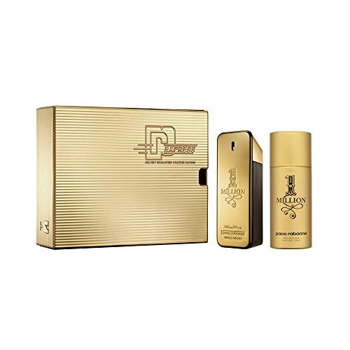Paco Rabanne 1 Million Eau Toilette 100 ml + Desodorante Spray 150 ml 0.25 g