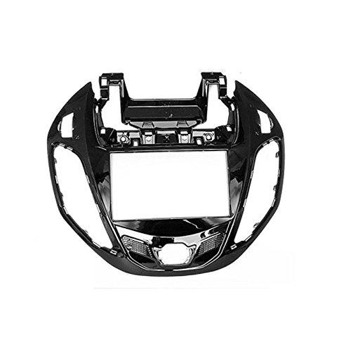 CARAV 11-492 Adattatore per autoradio doppio Din per cruscotto con lettore DVD e attorniata-Kit di installazione autoradio