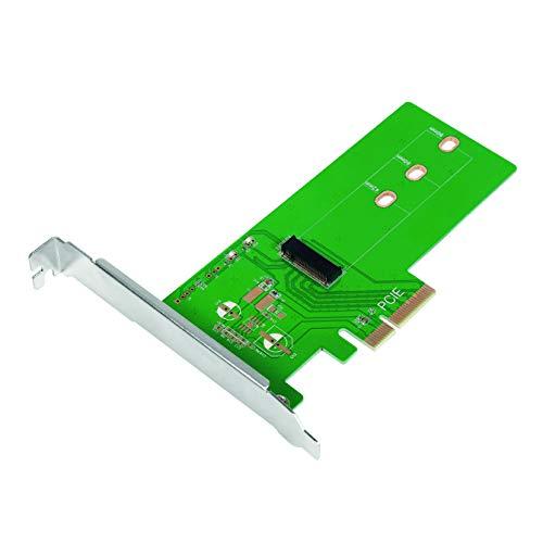 LogiLink PC0084 - M.2 PCIe (PCIe NVMe) SSD zu PCIe (PCIe 3.0 x4) Adapter