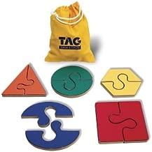 TAG ESC2 Geo Shape Puzzles